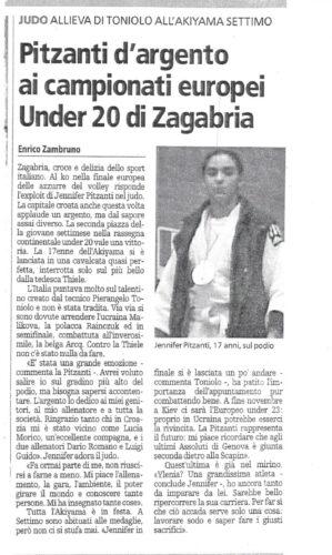 Fonte: La stampa 5/10/2005 di Enrico Zambruno